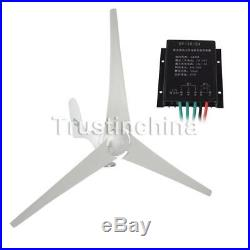 12V 400W Wind Turbine Generator 10A Charger Controller Home Power UK FAST SHIP
