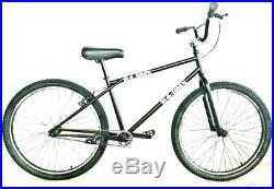 2019 R4 26 Complete BMX Cruiser Bike Bicycle With Pegs (Matte Black) Fast Ship