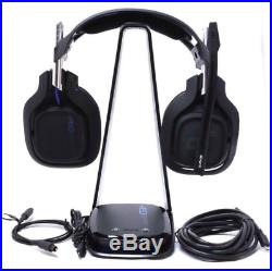 ASTRO A50 Wireless Gaming Headset for PS4 & PC with box ALL accessories Fast Ship