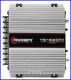 AUTHENTIC TARAMPS TS400x4 4CH Class D amplifier (SHIPS FAST FROM USA WARRANTY)