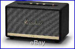 Authentic Marshall Acton II Action 2 Wireless Bluetooth Speaker Black Fast SHIP