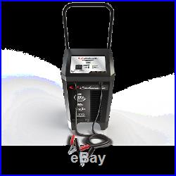 Automatic Wheeled Battery Charger/Trickle/Car Engine Starter 6-2/40/200 Amp NEW