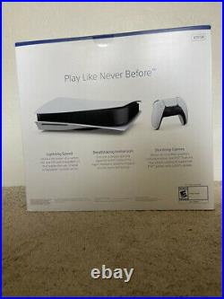 BRAND NEW Sony PlayStation 5 Console Disc Version PS5 IN HAND SHIPS FAST