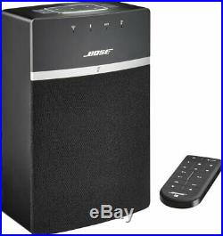 Bose SoundTouch 10 Wireless Speaker Black FREE & FAST SHIPPING Brand New