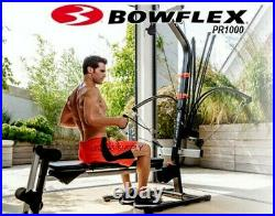 Bowflex PR1000 Home Gym with Built-in Row Station Over 60 Workouts FAST SHIPPING
