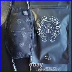 Brand New Chrome Hearts Cotton Face Mask in Sealed Packaging Fast US Shipping