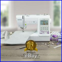 Brother SE600 Combo Computerized Sewing & Embroidery Machine NEW FAST SHIP