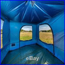 Camping Tent Standing Room 100 Hanging Hiking Outdoor Sports New Fast Shipping