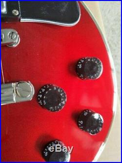 Christmas Offer! Custom Red Electric Guitar Free Fast Shipping
