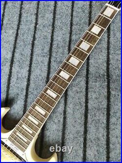 Custom Factory High-Quality High-end Milky White Electric Guitar Fast Shipping