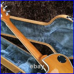 Custom Factory High-Quality Standard Yellow Electric Guitar Fast Shipping