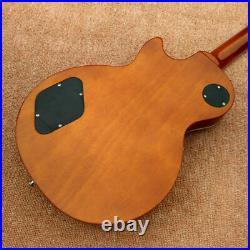Custom Factory High-Quality Tiger Smoked Electric Guitar Fast Shipping