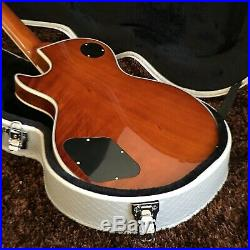 Custom Store New Map Pattern Electric Guitar Ships Fast