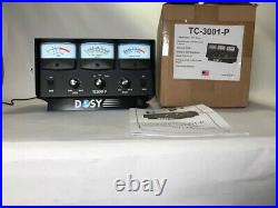 DOSY TC3001-P 3 FACE METER 1000 Watt SWR WITH LED LIT Meters CB Power FAST SHIP