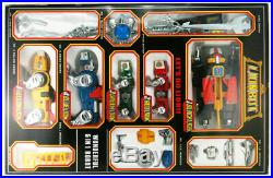 Dhl Brand New Voltron Lionbot Combiner1980 Die Cast Taiwan Version Fast Shipping