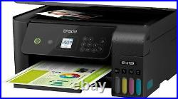 Epson EcoTank ET-2720 All-In-One Supertank Color Printer (Black) NEW FAST SHIP