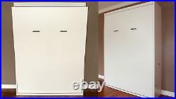Full-Size DIY Murphy Bed Hardware Kit Vertical Wall Mount FREE Fast Shipping