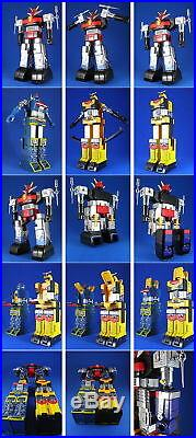 Godbot Space Combination 1980 Die Cast Taiwan Version 100% Real NEW Fast Ship