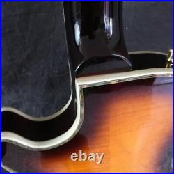 Guitar Store Standard High Quality F Hole Electric Guitar Fast Shipping