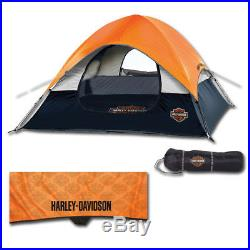 Harley-Davidson Road Ready Tent HDL-10011A SHIPS FAST