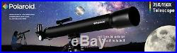 Hd 150x Telescope Full Size Tripod Lunar And For Star Observation Fast Shipping
