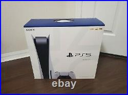 IN HAND- NEW PlayStation 5 Blu-Ray Edition White FAST SHIPPING