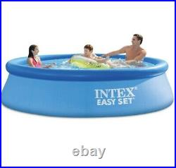 Intex 10 X 30 Easy Set Above Ground Swimming Pool With Filter PumpSHIPS FAST