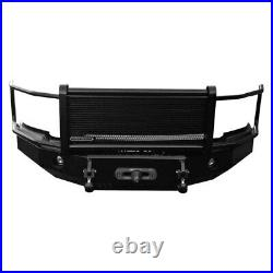 Iron Cross HD Grille Front Bumper For 99-06 Chevy Silverado Suburban Tahoe 1500
