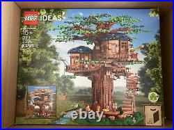 LEGO Tree House Ideas 21318 Ship Fast/ In Hand/ Sold Out Online
