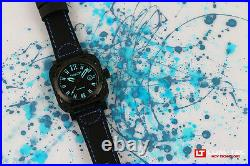 Lum-tec Diver G6 + Gift Mens Watch Authorized Dealer Free Fast Shipping