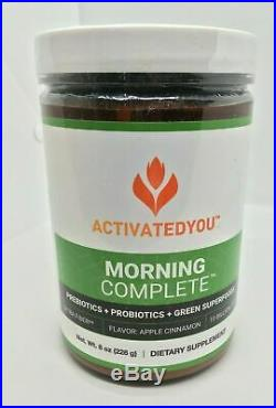 MORNING COMPLETE ACTIVATED YOU Prebiotic/Probiotic / Superfood Ships FAST
