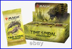 MTG Time Spiral Remastered Booster Box Brand New! Our Preorders Ship Fast