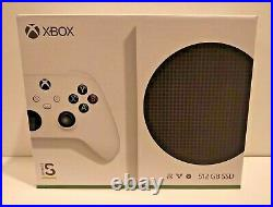 Microsoft XBOX Series S 512GB Game Console Brand New Fast Free Shipping