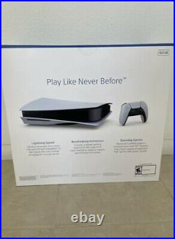 NEW IN HAND Sony Playstation 5 Disc -FAST SHIPPING! -SHIPPING IS FREE