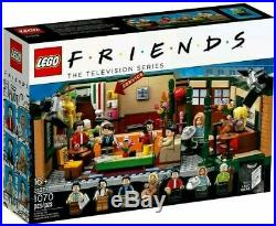 NEW LEGO Ideas 21319 Friends Central Perk AVAILABLE NOW, FAST SHIPPING