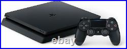 NEW Sony PlayStation 4 PS4 Slim 1TB Console DUALSHOCK4 Controller FAST SHIP