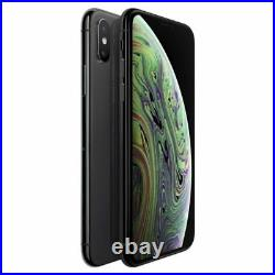 New Apple iPhone XS Max 512GB Gray Unlocked Verizon AT&T T-mobile Fast Shipping