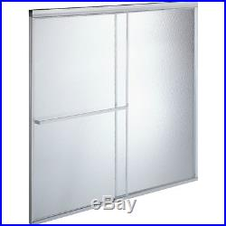 New Bath Tub & Shower By-Pass Sliding Door & Frame Fast Shipping
