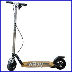 New California Go Ped Know Ped Kick Scooter Fast Shipping Goped Flat Black
