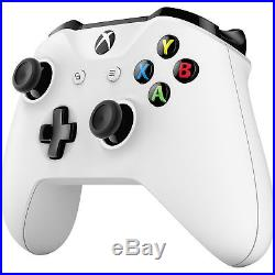 New Microsoft Xbox One S 1TB White Gaming Console withController Ship Fast