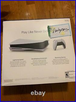New Sony Playstation 5 Console PS5 Disc Version In Hand FREE FAST SHIPPING