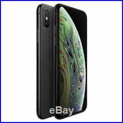New iPhone XS Max 512GB Gray Unlocked Verizon AT&T T-mobile Fast Shipping