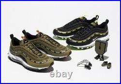 Nike Undefeated Air Max 97 Set IN HAND FAST SHIPPING