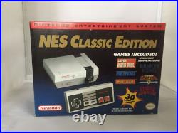 Nintendo Classic Edition NES Mini Game Console with 30 built-in games FAST SHIP