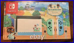 Nintendo Switch Animal Crossing New Horizons Edition 32GB ConsoleFAST SHIPPING