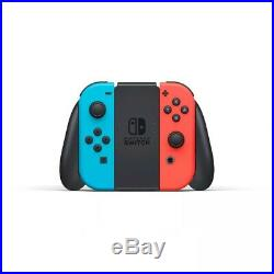Nintendo Switch Console Neon Red Neon Blue Joycon! IN HAND! FAST SHIPPING