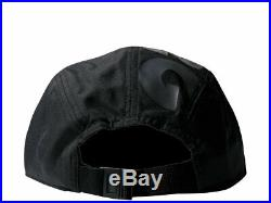 Nwt Men's Nike Acg Aw84 Adjustable 5 Panel Hat Black Impossible To Find Fastship