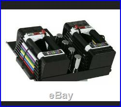PowerBlock Personal Trainer (Pair) 5 To50 Pounds per DumbbellSHIPS FAST
