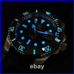 STEELDIVE SD1953 AUTOMATIC DIVER SEIKO NH35, SUBMARINER HOMAGE Fast US Ship
