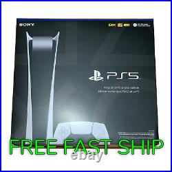 Sony PS5 Digital Edition Console Free Fast Shipping